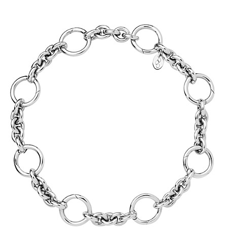 LINKS OF LONDON Capture sterling silver bracelet (Silver