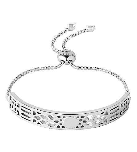 LINKS OF LONDON Timeless sterling silver toggle bracelet