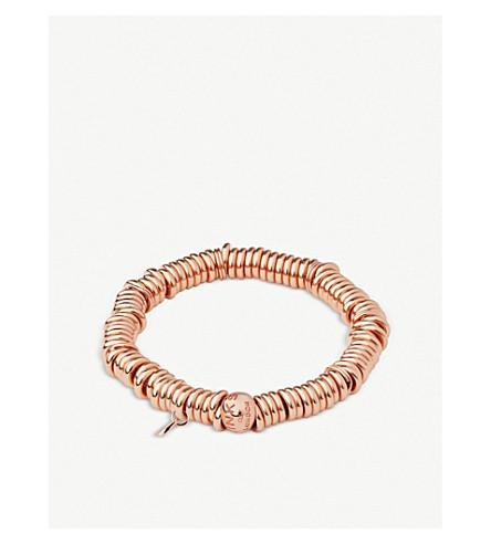 LINKS OF LONDON Sweetie 18ct rose-gold vermil bracelet
