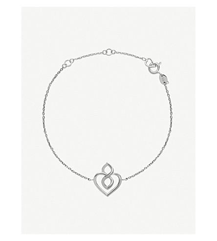 LINKS OF LONDON Infinite Love sterling silver bracelet