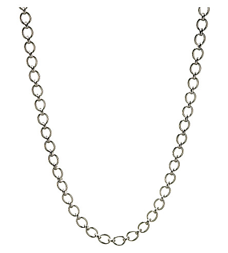 LINKS OF LONDON Classic sterling silver necklace