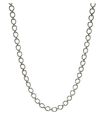 LINKS OF LONDON 经典纯银项链
