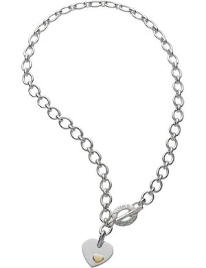 LINKS OF LONDON Classic Heart pendant necklace