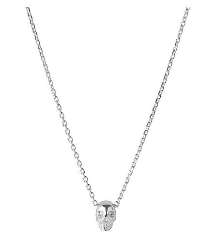 LINKS OF LONDON Mini skull sterling silver pendant