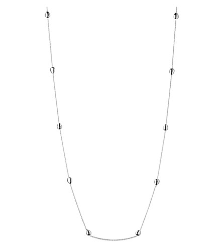 LINKS OF LONDON Hope sterling silver large necklace