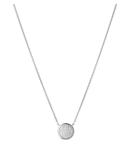 LINKS OF LONDON Diamond Essentials Pave necklace