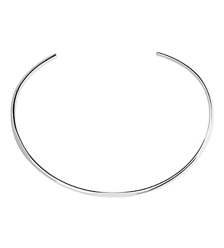 LINKS OF LONDON 20/20 sterling silver collar necklace (Silver