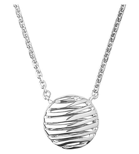 LINKS OF LONDON Thames sterling silver necklace (Silver