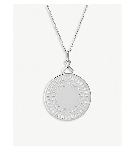 LINKS OF LONDON Timeless cut-out sterling silver pendant