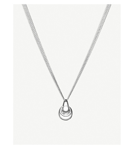 LINKS OF LONDON Hope sterling silver pendant necklace