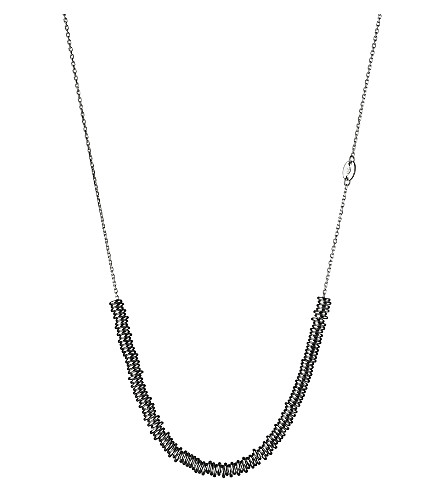 LINKS OF LONDON Sweetie extra-small sterling silver necklace