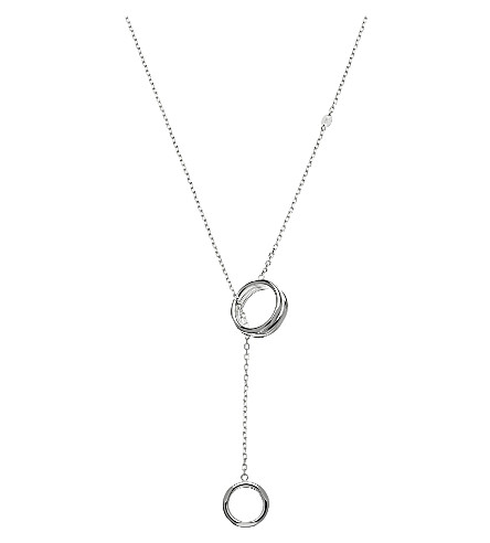 LINKS OF LONDON 20/20 sterling silver pendant necklace