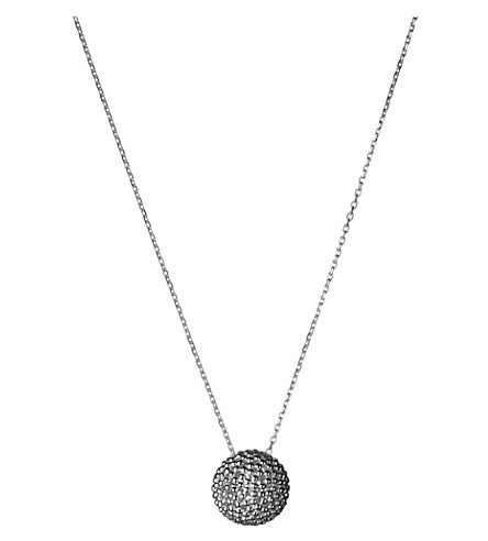 LINKS OF LONDON Effervescence big bubble pendant necklace