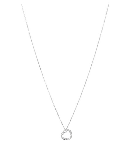LINKS OF LONDON Kindred soul sterling silver pendant (Silver