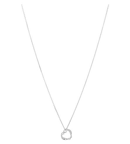LINKS OF LONDON Kindred soul sterling silver pendant (Silver