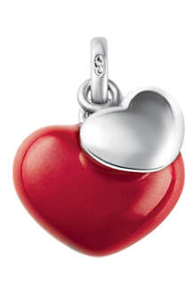 LINKS OF LONDON Two hearts charm