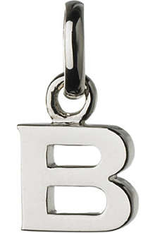 LINKS OF LONDON B sterling silver charm