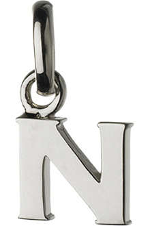 LINKS OF LONDON Alphabet N sterling silver charm
