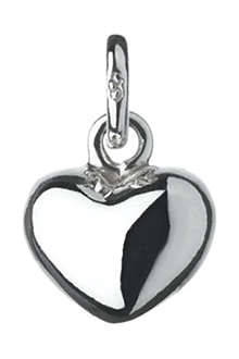 LINKS OF LONDON Mini Heart sterling silver charm