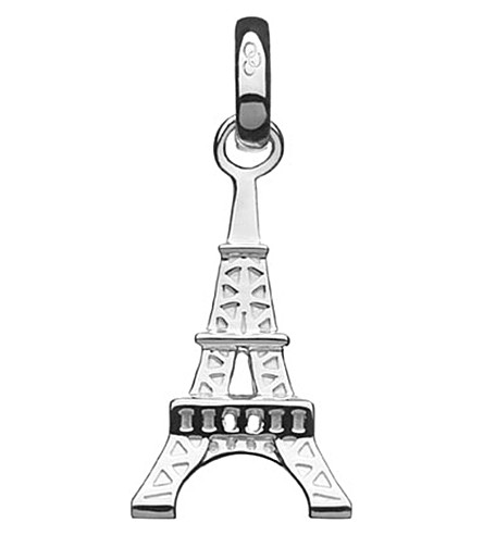 LINKS OF LONDON Eiffel Tower sterling silver charm