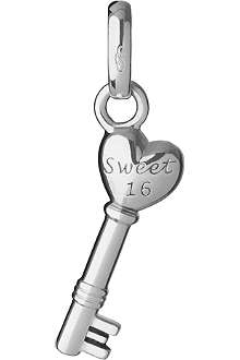 LINKS OF LONDON 16th Birthday sterling silver charm