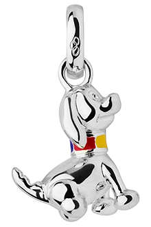 LINKS OF LONDON Dog Chinese Zodiac sterling silver charm