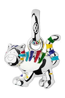 LINKS OF LONDON Tiger Chinese Zodiac sterling silver charm