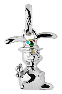 LINKS OF LONDON Rabbit Chinese Zodiac sterling silver charm