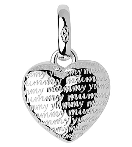 LINKS OF LONDON Yummy Mummy sterling-silver charm