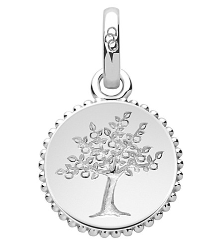 LINKS OF LONDON Amulet sterling silver tree of life charm