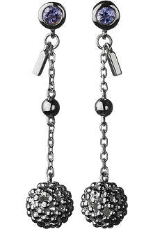 LINKS OF LONDON Effervescence Bubble Stiletto sterling silver earrings