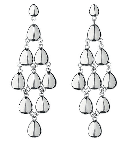 LINKS OF LONDON Hope sterling silver chandelier earrings