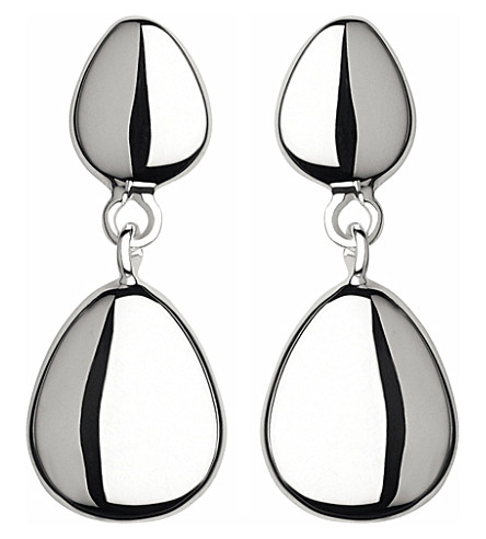 LINKS OF LONDON Hope sterling silver droplet earrings