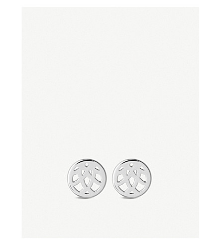 LINKS OF LONDON Timeless sterling silver stud earrings