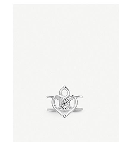 LINKS OF LONDON Infinite Love sterling silver ring