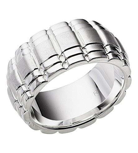 LINKS OF LONDON Venture sterling silver ring