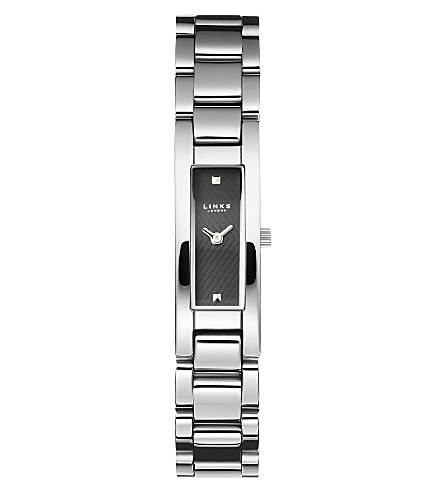 LINKS OF LONDON Selene stainless steel watch