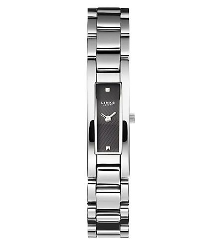 LINKS OF LONDON 瑟琳娜不锈钢手表