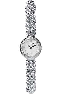 LINKS OF LONDON Effervescence Star sterling silver watch