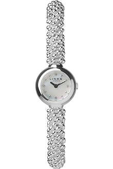 LINKS OF LONDON Effervescence star sapphire watch