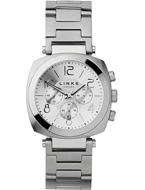 LINKS OF LONDON Brompton bracelet strap chronograph watch