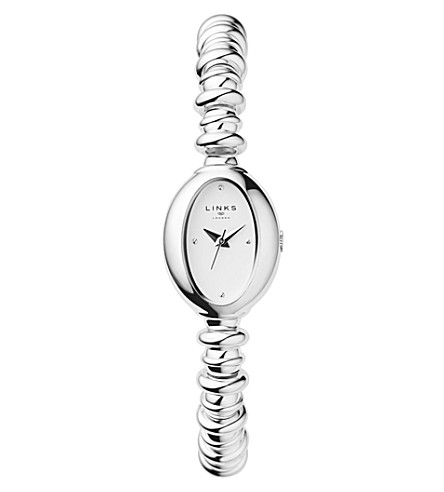 LINKS OF LONDON Sweetheart stainless steel watch (Silver