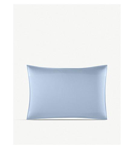 CALVIN KLEIN 米兰达棉标准枕套 50x75厘米 (蓝色