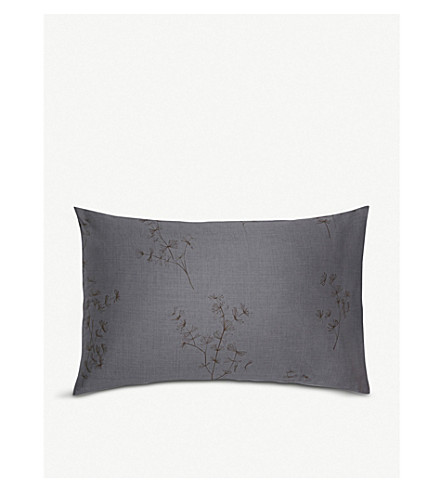 CK HOME Acacia standard pillow case 50x75cm (Plum