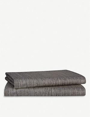 CK HOME Acacia textured flat sheet
