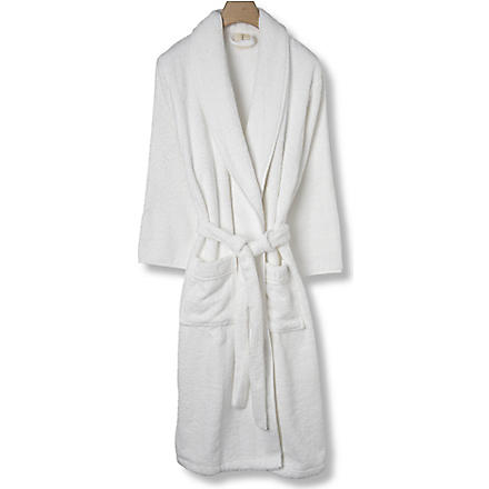CK HOME Cotton robe optic white (Optic