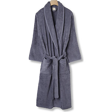CK HOME Cotton robe carob (Carob