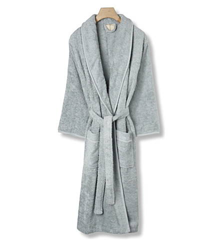 CK HOME Cotton robe icicle (Icicle