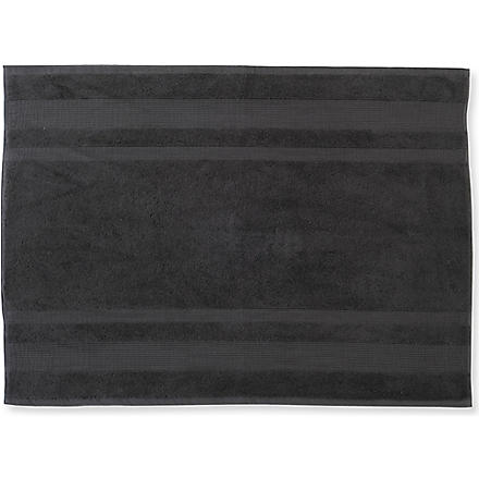 CK HOME Bath mat charcoal (Charcoal