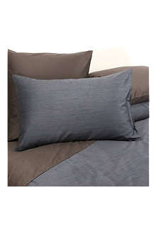 CALVIN KLEIN HOME Etched Admiral pillowcase